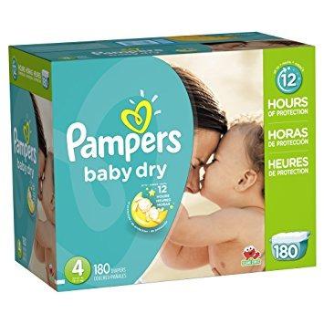 pañales desechables, pampers bebé pañales secos economía..