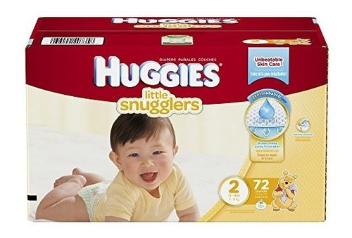 pañales desechables,huggies little snugglers pañales dis..