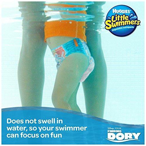 pañales desechables,huggies little swimmers desechable s..