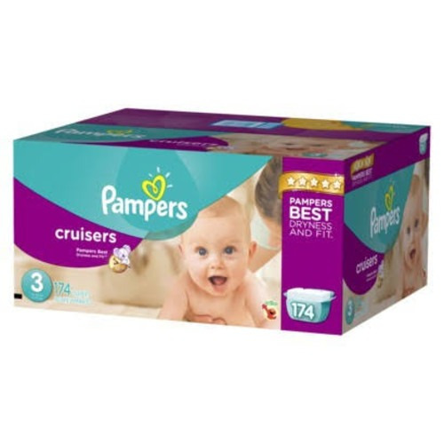 pañales desechables,los pañales pampers cruisers 4 tamañ...