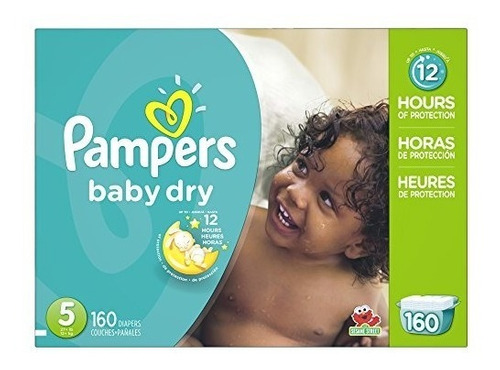 pañales desechablespampers pañales para bebés seco tamaño..