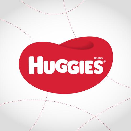 pañales huggies natural care unisex 40 unidades talla p