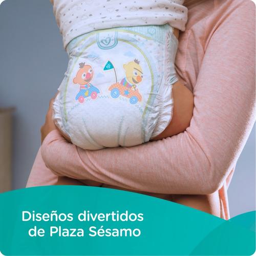 pañales pampers baby dry, talla 1, 174 piezas