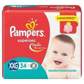 479557a2e Venta De Panales Al Por Mayor Pampers Rojos - Artículos para Bebés en  Mercado Libre Argentina