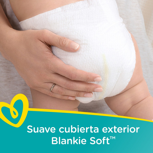 pañales pampers swaddlers, talla 5, 92 pzs