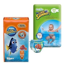 ad060212c455 Panales Para El Agua Little Swimmers Huggies - Todo para tu Bebé en Mercado  Libre México