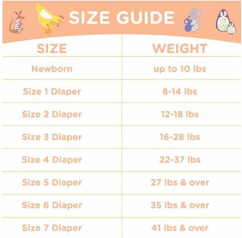 pañales parents choice talla 2 y 3