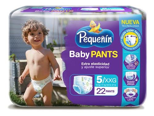 pañales pequeñin baby pants