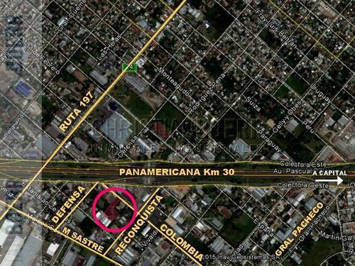 panam y r197 - fraccion industrial de 972m -