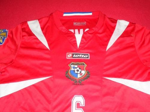 panama copa oro 2007 seleccion jersey futbol soccer