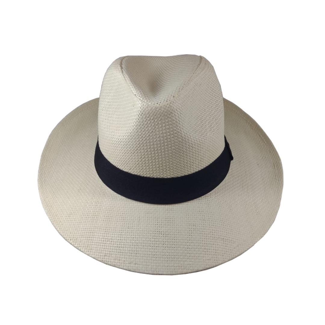 8083c5d7218bf Chapéu Moda Panamá Aba Larga Clássico Masculino Feminino - R  46