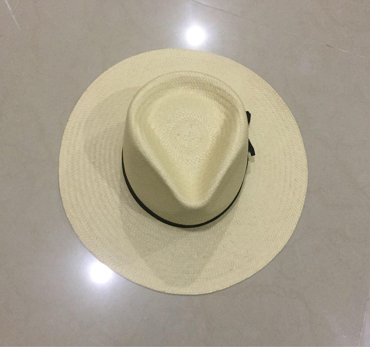6c1c9d7e25119 Panama Hat Sombrero Yucateco De Palma -   550.00 en Mercado Libre