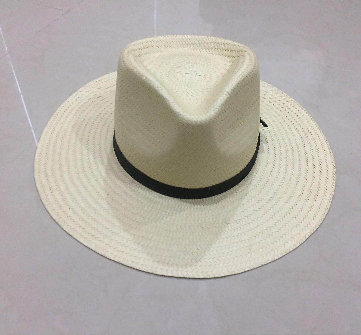 Panama Hat Sombrero Yucateco De Palma -   550.00 en Mercado Libre 9a96beb5012