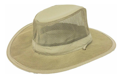 panama jack men's mesh safari hat