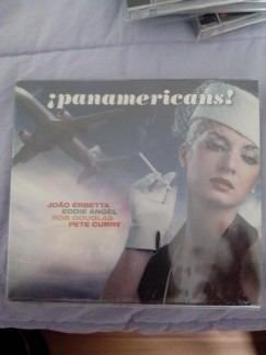 **panamericans!**   **cd novinho**