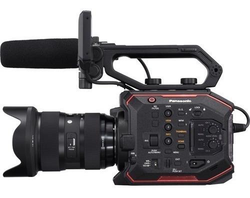 panasonic au eva1 compact 5.7k super 35mm cinema filamdora