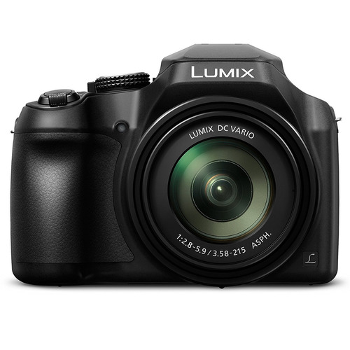 panasonic dc-fz80k lumix 4k pt. & shoot largo zoom camera