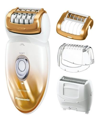 panasonic es-ed50-n depiladora y afeitadora eléctrica mujer