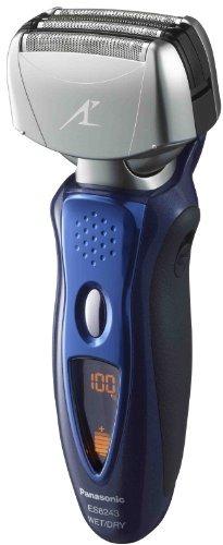 Panasonic Es8243a Foil Shaver Recortadora Azul Rasuradora P ... 578722b648a4
