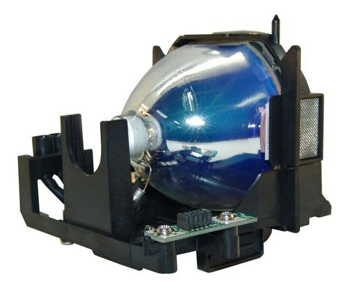 panasonic et-lad60a / etlad60a lámpara de proyector con