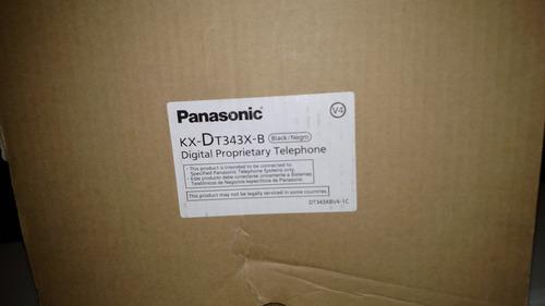 panasonic kx-dt343 negro