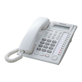 Panasonic Kx-t7730 Teléfono Blanco