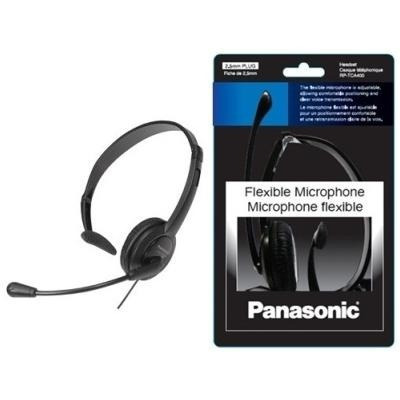 panasonic kx-tca400 clip-on headset -auricular tipo clip c/m