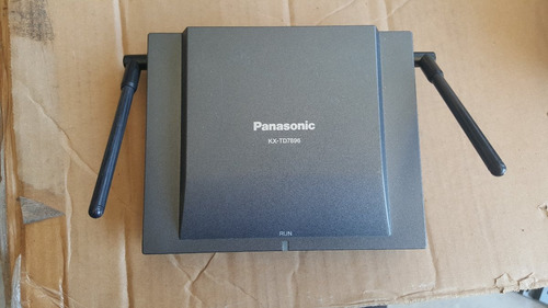 panasonic kx-td7896 cordless telephone black