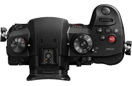 panasonic lumix dc gh5s mirrorless micro digital camera
