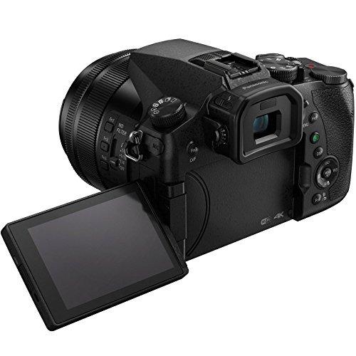 panasonic lumix dmc-fz k cámara digital wi-fi con tarjeta d