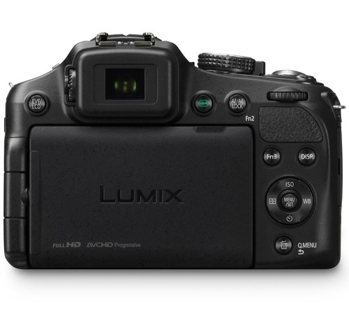 panasonic lumix fz200 12.1mp, zoom 24x, full hd. r y m