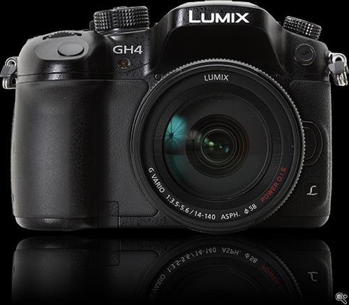 panasonic lumix gh4 lemte 14-140mm