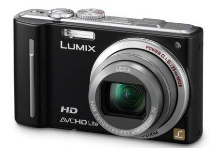 panasonic lumix zs7 - 12 mp, 12x zoom óptico, gps