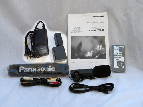 panasonic  md  10000