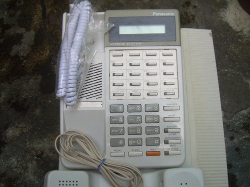 panasonic panasonic telefonos