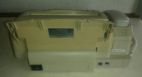 panasonic telefone fax e copiadora no estado