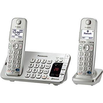 panasonic teléfono con