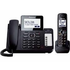 panasonic teléfono contestadora kx-tg6671b inalámbrico id du