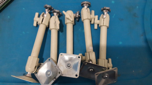 panavise - kit de 5 montaje para cámaras de bala profesional