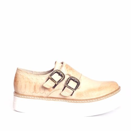 pancha dama en cuero marcel calzados (cod.17097)