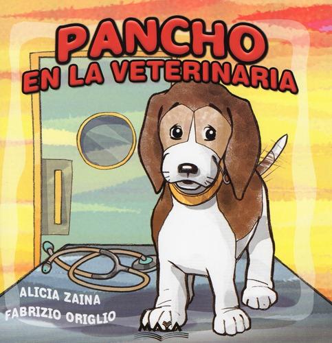 pancho en la veterinaria