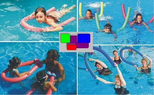 pancho flotador flota flota ideal para piscinas