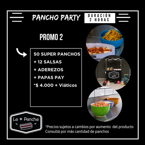 pancho party