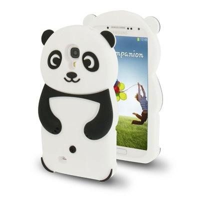 cbc78affd7d Panda 3d Funda Silicona Para Samsung Galaxy S4 I9500 - $ 672.00 en Mercado  Libre