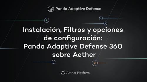 panda adaptive defense 360 - renovación 2 años