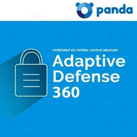 panda adaptive defense 360 - renovación 3 años