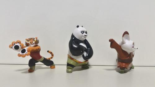 panda bonecos kung