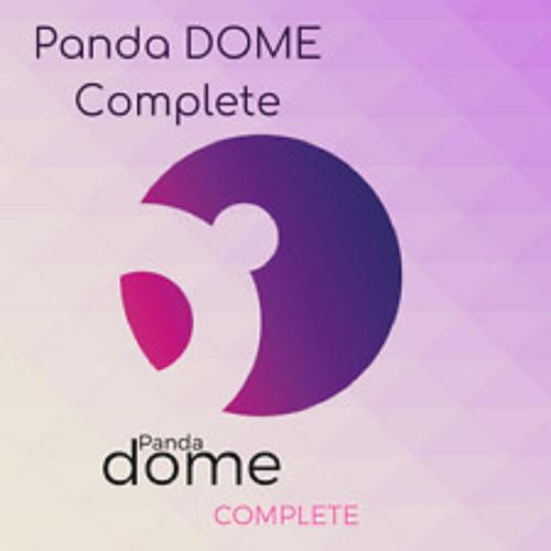 panda dome complete   1 ano 3 pc  .... leia com atencao!
