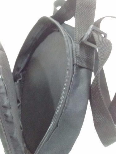 pandeiro 10 profissional aro madeira 12 afinadore + bag luxo