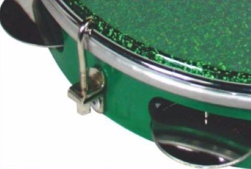 pandeiro 10 torelli abs pele brasil tp350